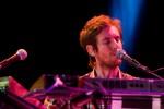 Maroon 5 keyboardist, Jesse Carmichael.