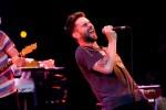 Maroon 5 lead vocalist, Adam Levine