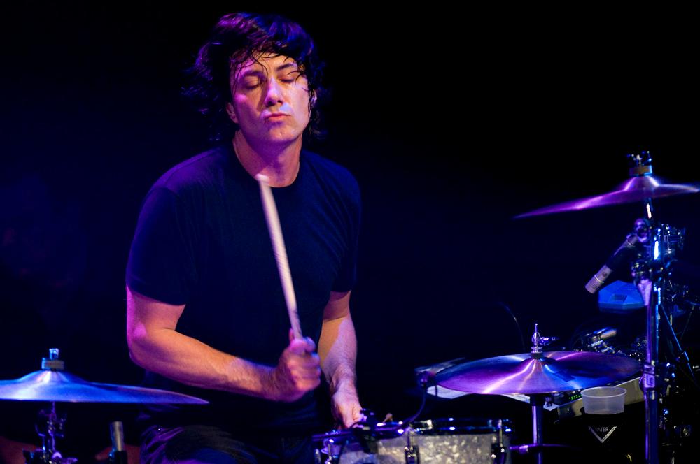 Maroon 5 drummer, Matt Flynn.