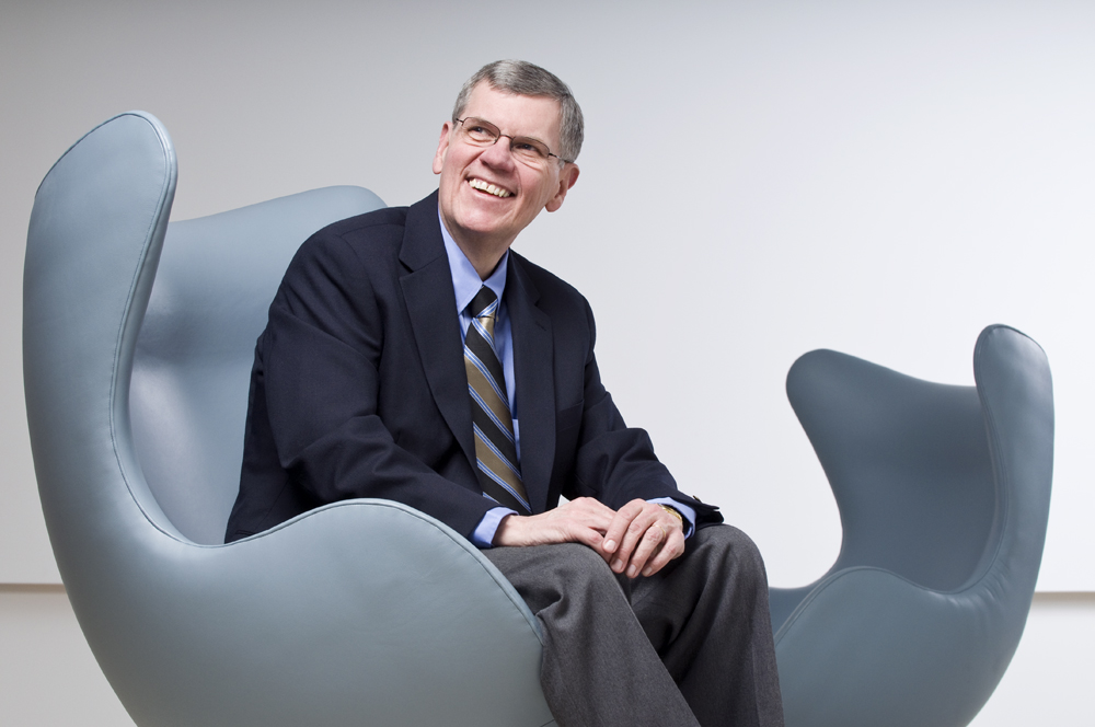 George Walsh, System Z Vice President with IBM