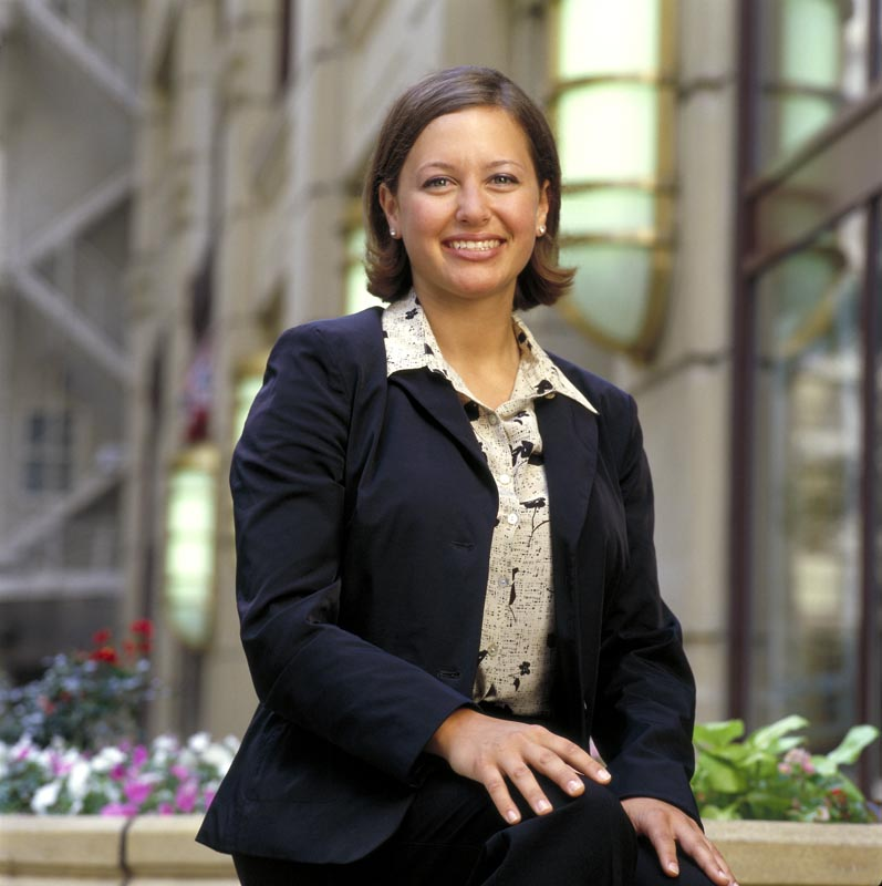 Kara Zeca, MBA student.