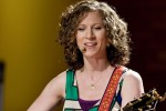 Laurie Berkner performing at Resolution Digital Studios.