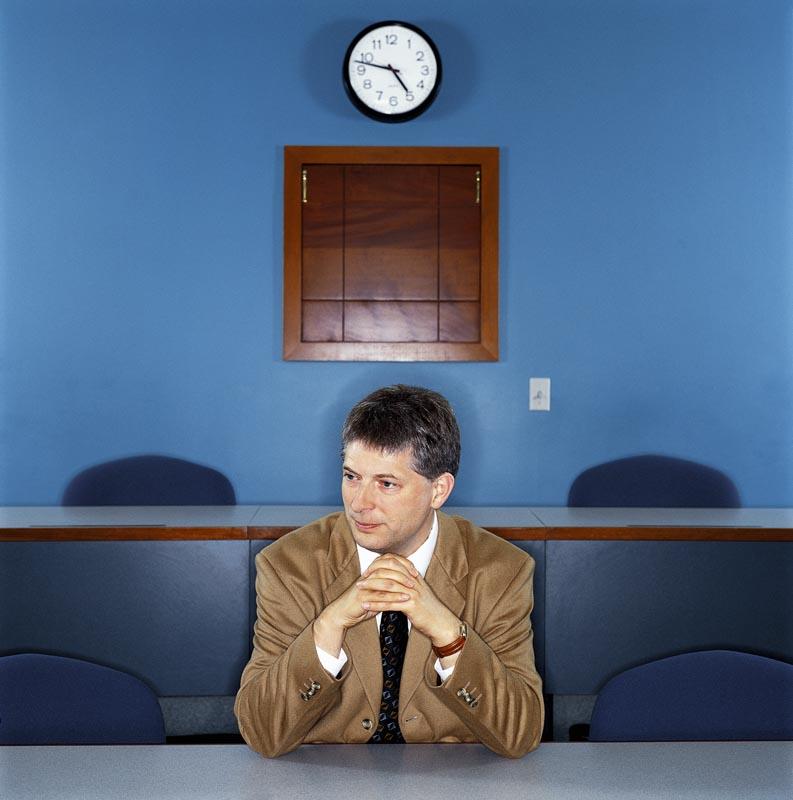 Werner DeBondt professor of behavioral finance.