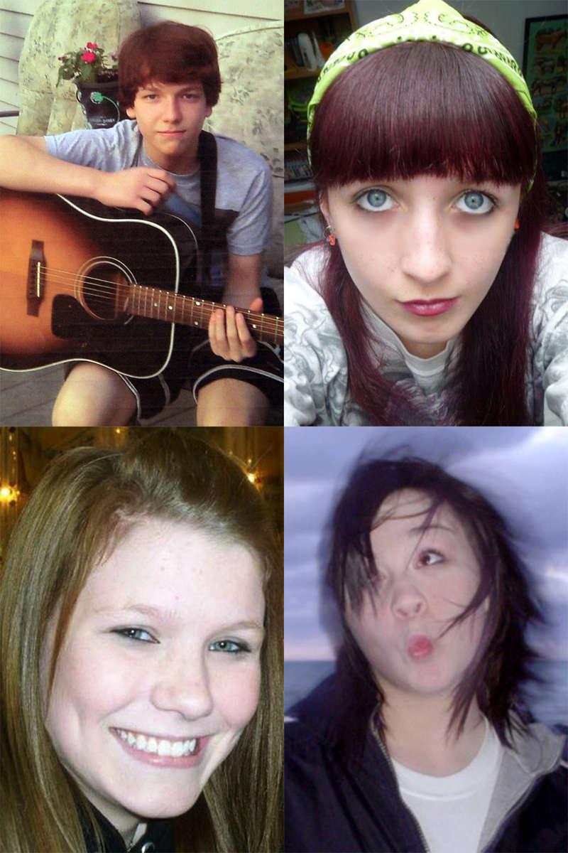 Cam Vennard, Mary Gaffney, Anna Marie Stickel, and Kristen Bowen all killed on train tracks.