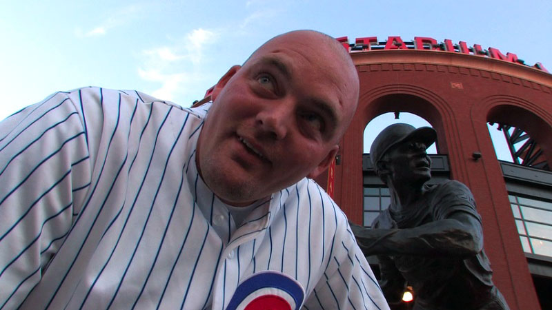 Click here to watch video--St. Louis Cardinals fans have revelled for years in the Chicago Cubs fruitless flailings at trying to win the World Series.  While the Cardinals have  10 world series the Cubs are on a 100 year drought.  Hear what advice Cardinals fans would give to the Cubs and their fans to end their drought.