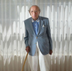 Walter J. Heiman, 103, is one of a growing population of centenarians in the United States.  Born into a wealthy German family at the beginning of the 20th century he had every adavantage in life starting out.  He volunteered to fight for Germany in WWI but was forced to flee his homeland before the start of WWII to escape Hilter's percecution of the Jewish people. After arriving in America at the age of 37 with his pregant wife he build multi-million dollar company from the ground up.still does 20 minutes of calisthenics on bed several times a week.  Until a few months ago he used to go swimming four times a week.  {quote}Sometimes an easy life makes you soft.  A hard life makes you hard{quote} said Heiman who fought in WWI for Germany and then fled Germany before the start of WWII to escape Hitler.Photo By David Carson/PD