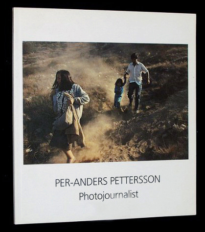 Per-Anders Pettersson Photojournalist: Published in Sweden in 1996. 52 pages. 35 images. A limited amount of copies are available for purchase.mail@peranderspettersson.com