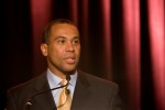 Governor Deval Patrick at the Asian American Commission Unity Dinner.