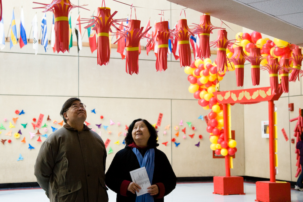 Lunar New Year Festival hosted by Quincy Asian Resources, Inc.