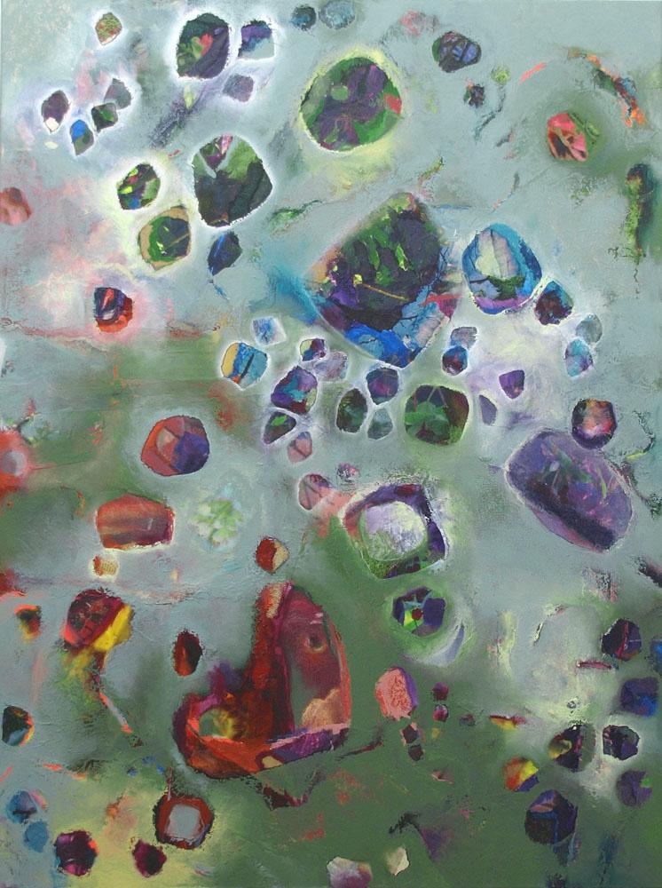 Kaleidoscope Pieces ABSTRACTION Susan Avishai