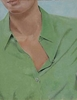 Woman-in-Green-Blouse
