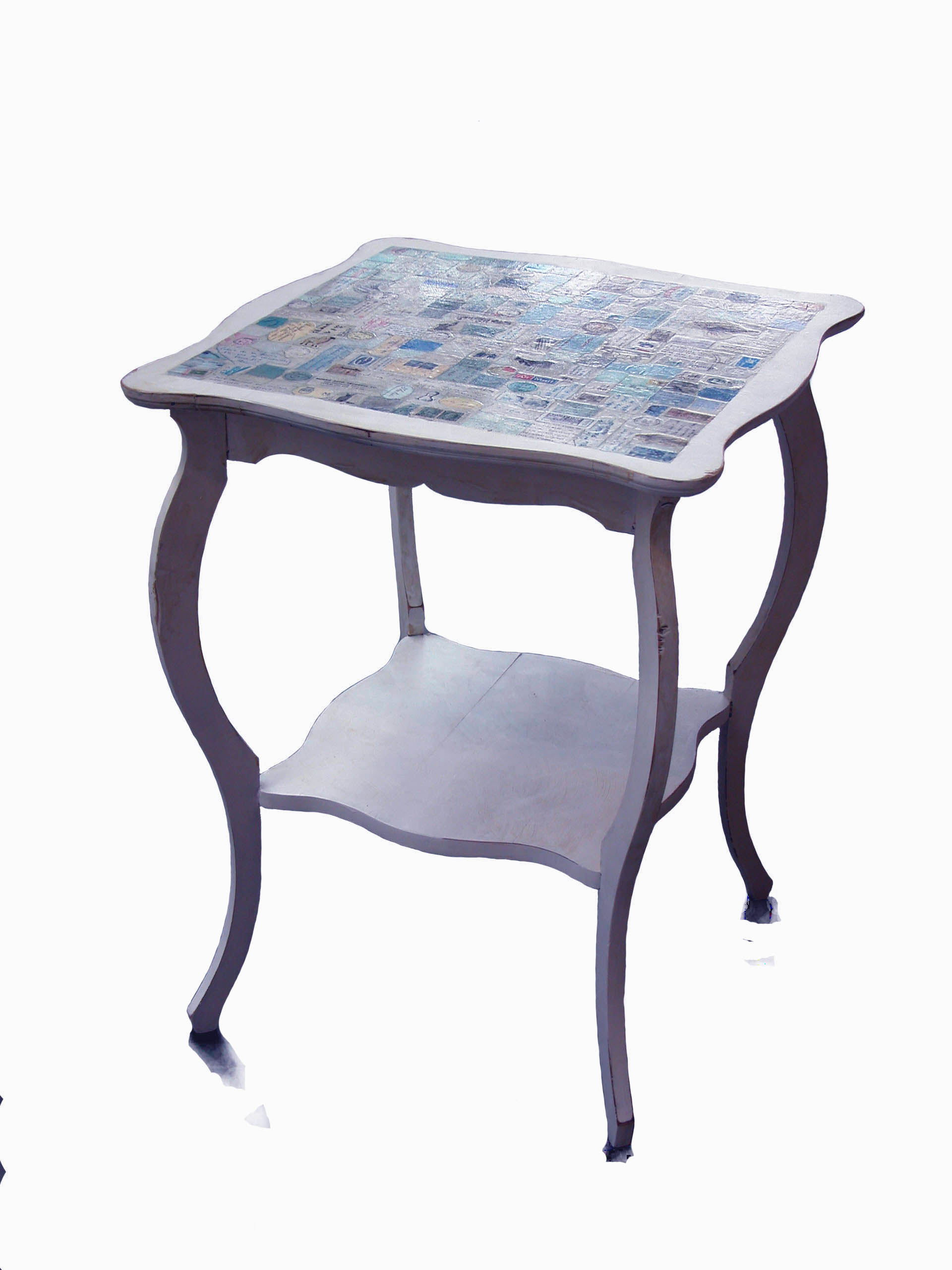 Letter table furniture susan avishai for Furniture 5 letters