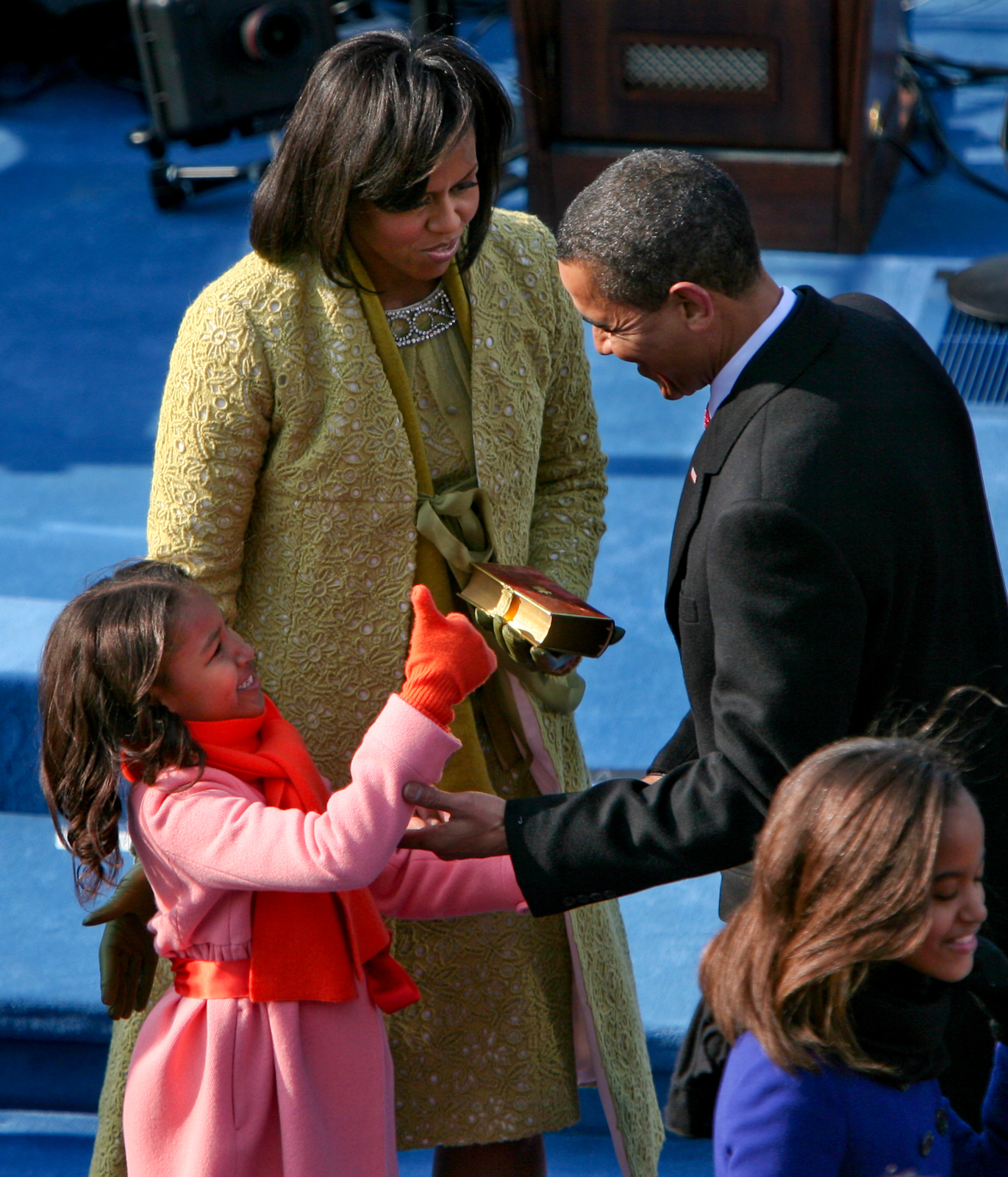 The Inauguration of President Obama