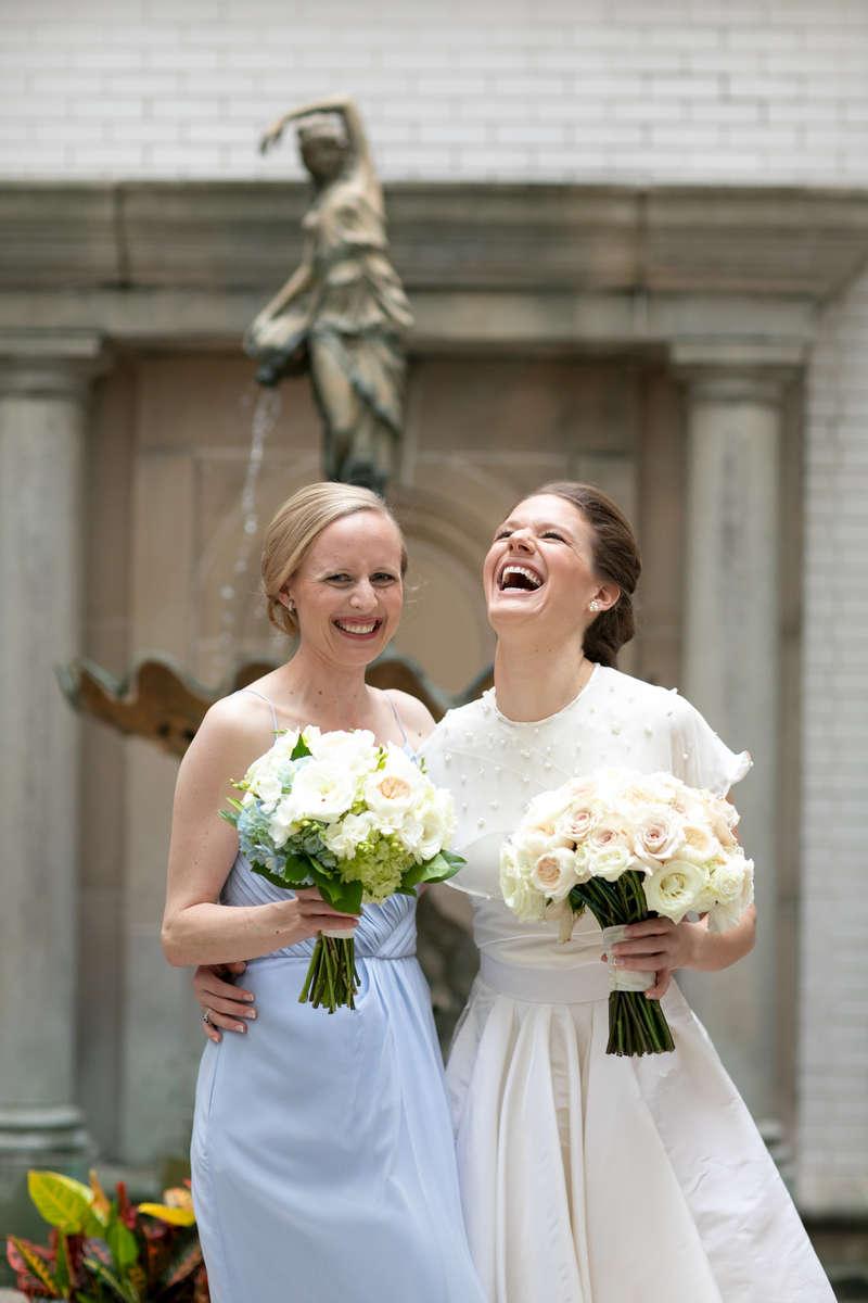 The Wedding of Caroline Van Ness and Jon Gegenheimer on 10/5/18. Photo by Paul Morse