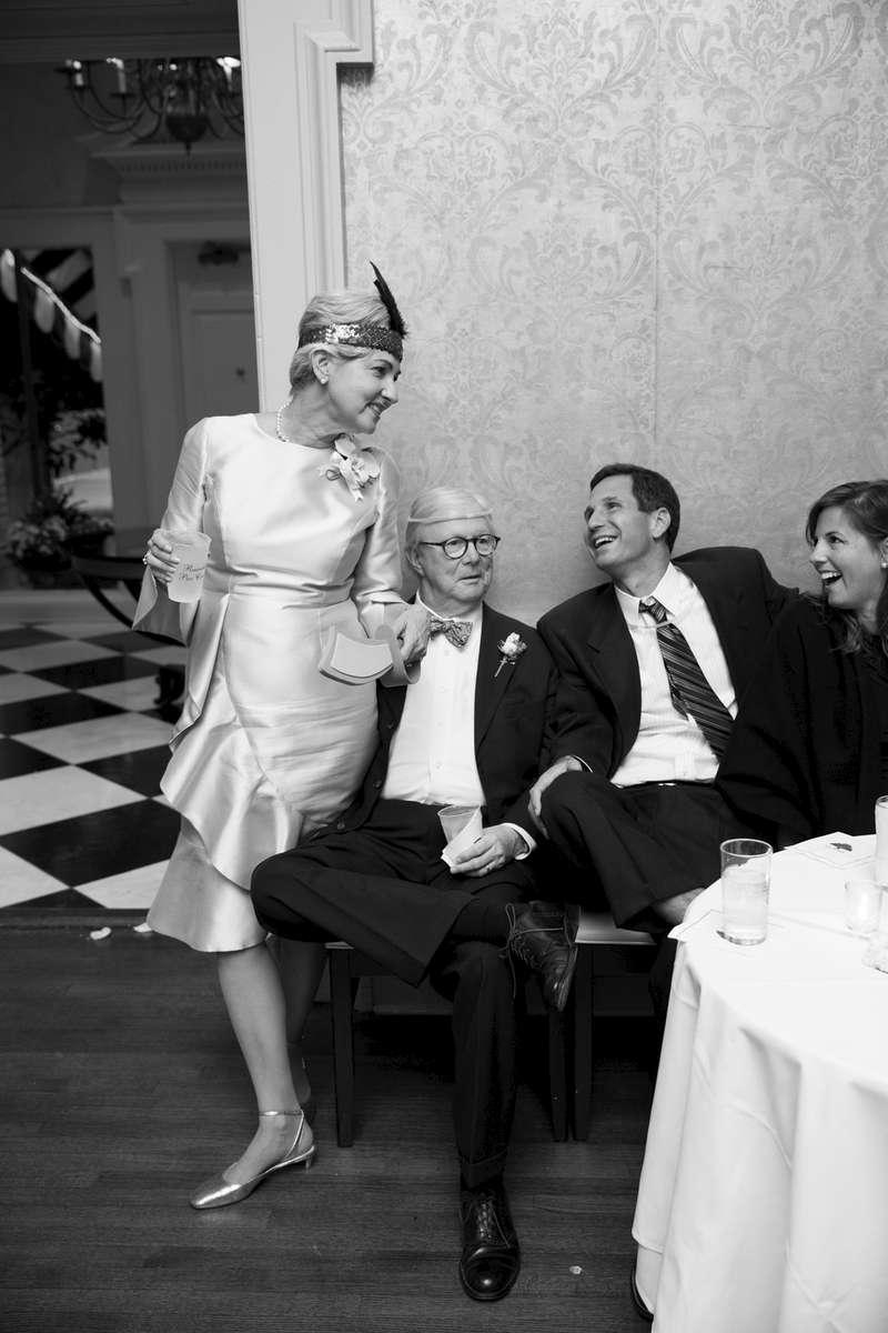 Elizabeth Parker and Charles-Henri Raindre Wedding on 10/28/18. Photo by Paul Morse