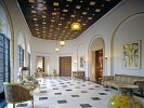 Main Hall, U.S. Embassy Residence, TOKYO  /  Client:  RTKL for U.S. State Department