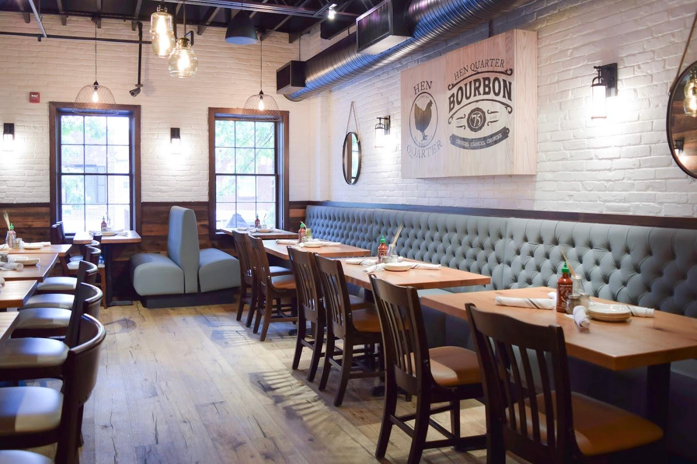Hen Quarter Restaurant