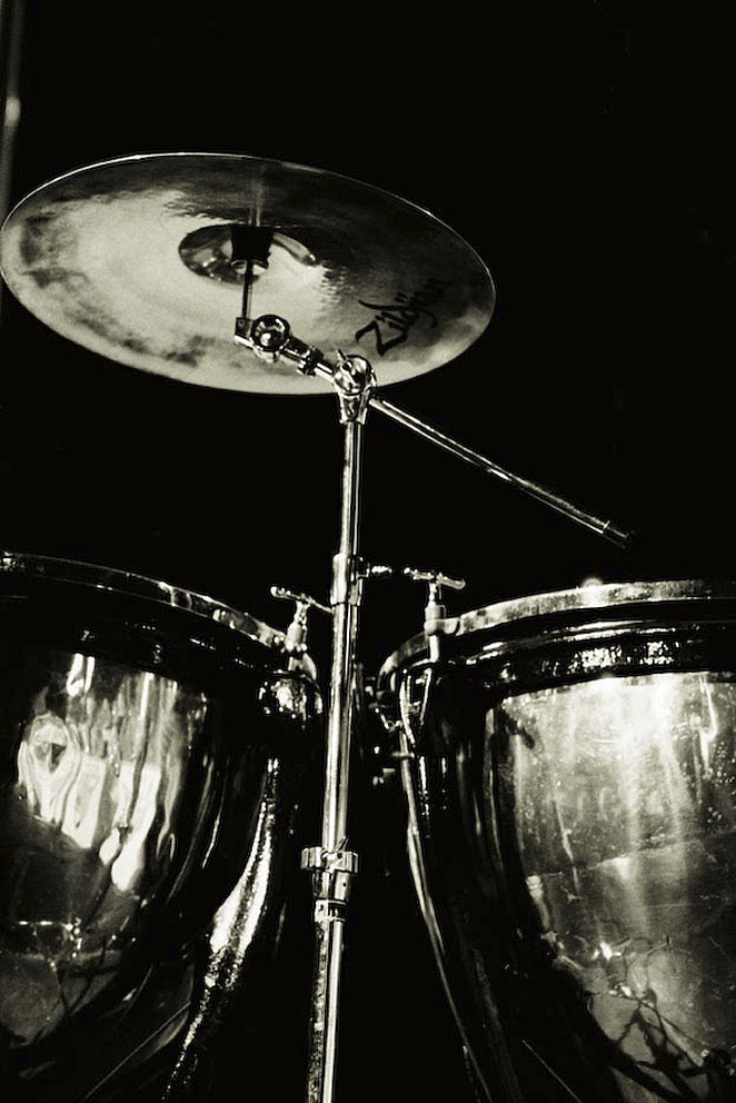 Cymbal and Kettle Drums
