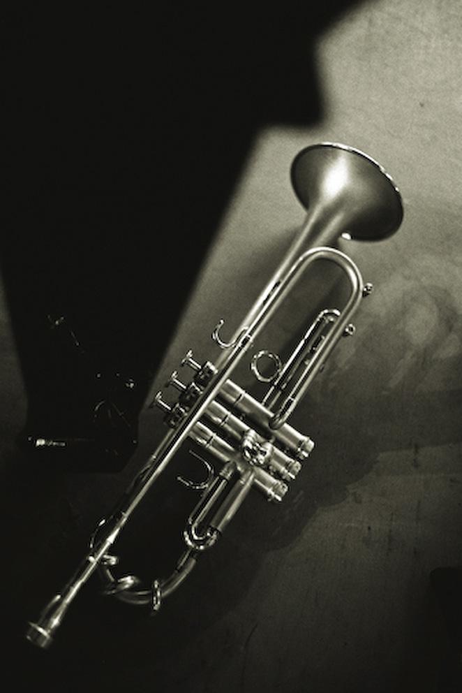 Byron Wallen's 'Satin Trumpet'