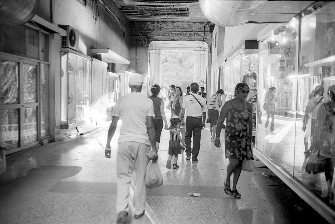 Shopping-arcade