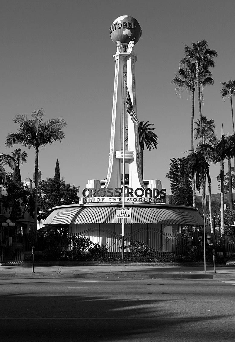 Cross Roads of the World: Los Angeles CA, 2008