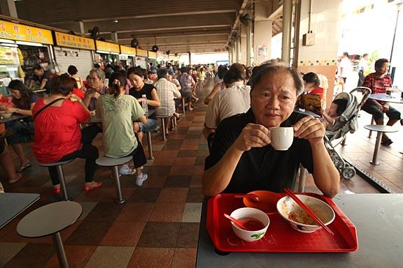Food Court, Singapore, 2009