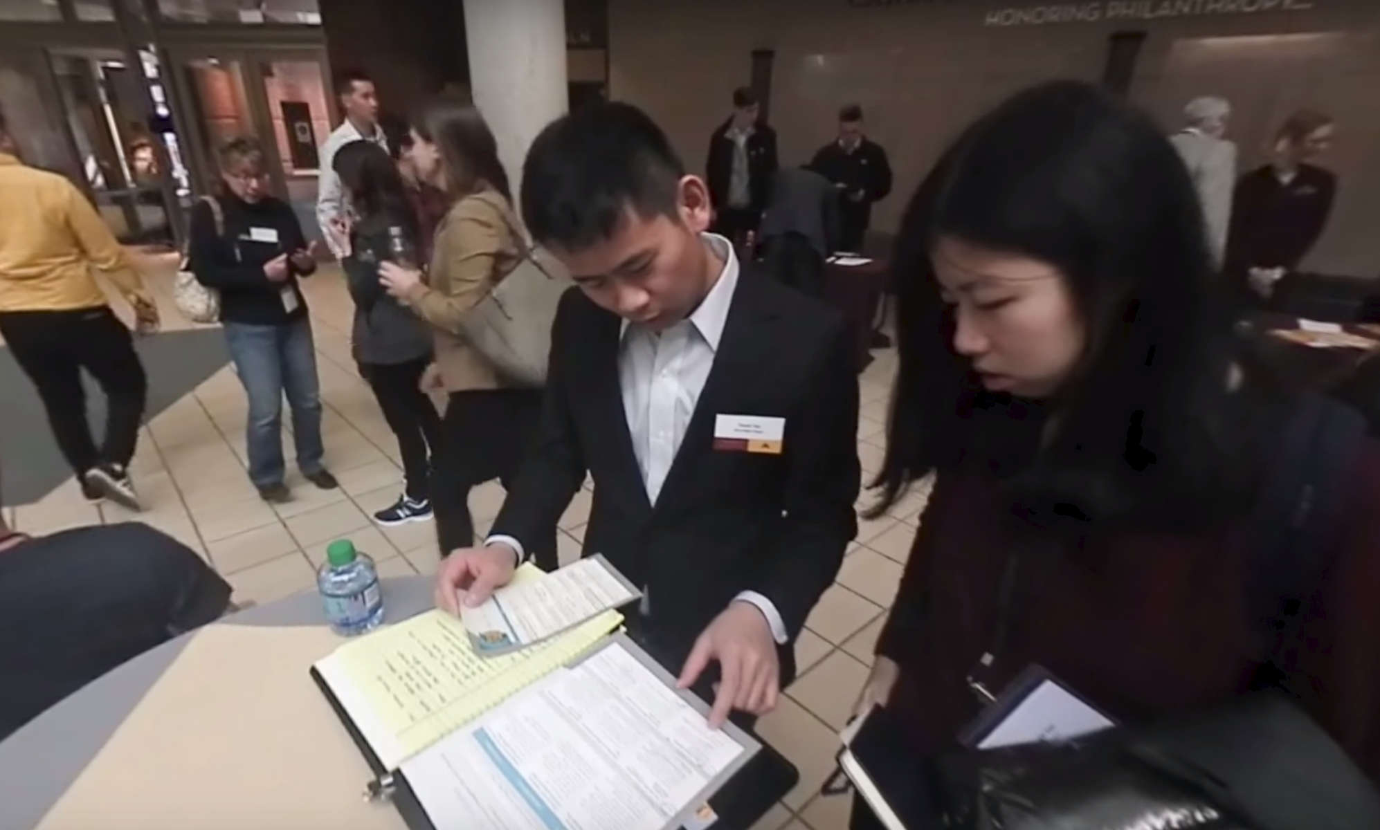A 360-degree video looking back on the speakers, guests, and conversations of Tech Cities 2017 at the University of Minnesota's Carlson School of Management. The annual event brings the best talent together for unique opportunities and discussion about business and technology in Minnesota.