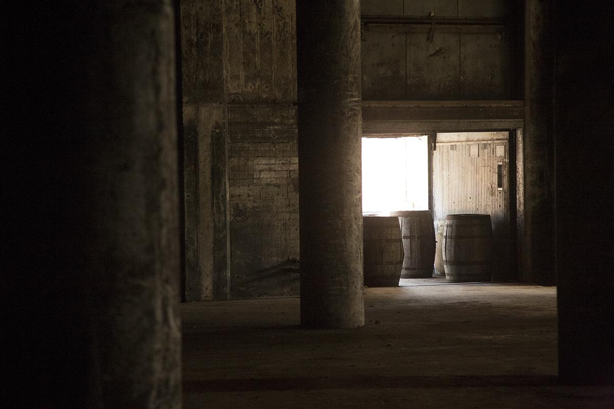 Columns and Barrels