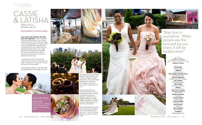 Wedding Nouveau - Spring/Summer 2012