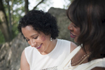 engagement session at Fort Tryon Park, NYC. NYC wedding photographers
