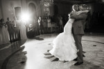 father daughter dance at wedding. NJ  wedding photographers