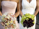 bouquets for Liberty House wedding. NYC wedding photographers