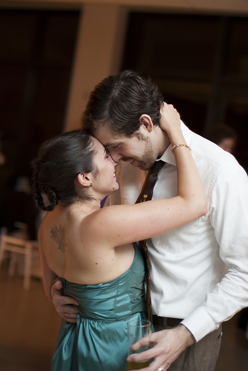 couple dancing at wedding at BLDG 92 in Brooklyn. Brooklyn wedding photographers