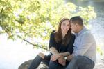 Nikki + Eric's Central Park engagement session