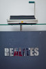 "TUNIS, TUNISIA - APRIL 6 : Detail from inside the offices of , ""Realites"", an independant dailynewpaper on 6 Avril, 2011 in Tunis, Tunisia."