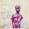 Wedding guest. Kano, Northern Nigeria. April 2013.