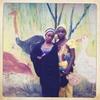 Wedding guests in Jos, Central Nigeria. April 2013.