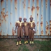 Girl scouts in Monrovia, Liberia. January 2013.