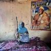 Queen Mother in Yendi, Northern Ghana. March 2014.