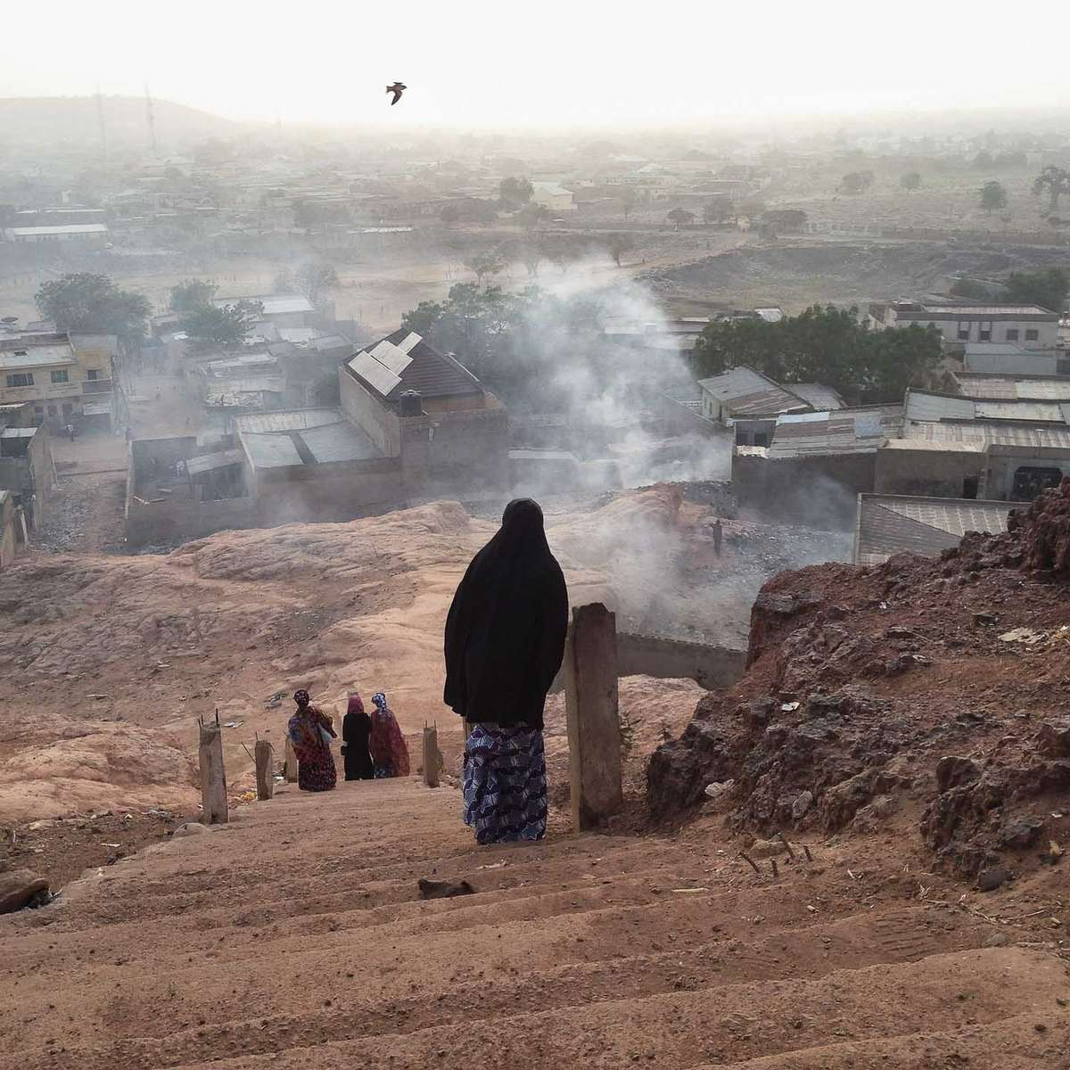 Dala Hill. Kano, Northern Nigeria. February 2014.