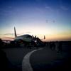 Jetway in Kano, Northern Nigeria. March 2014.