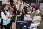 Photos from the Spa & Wellness show March 6, 2016 at the Javits Convention Center NY. Photos by Ron Wyatt