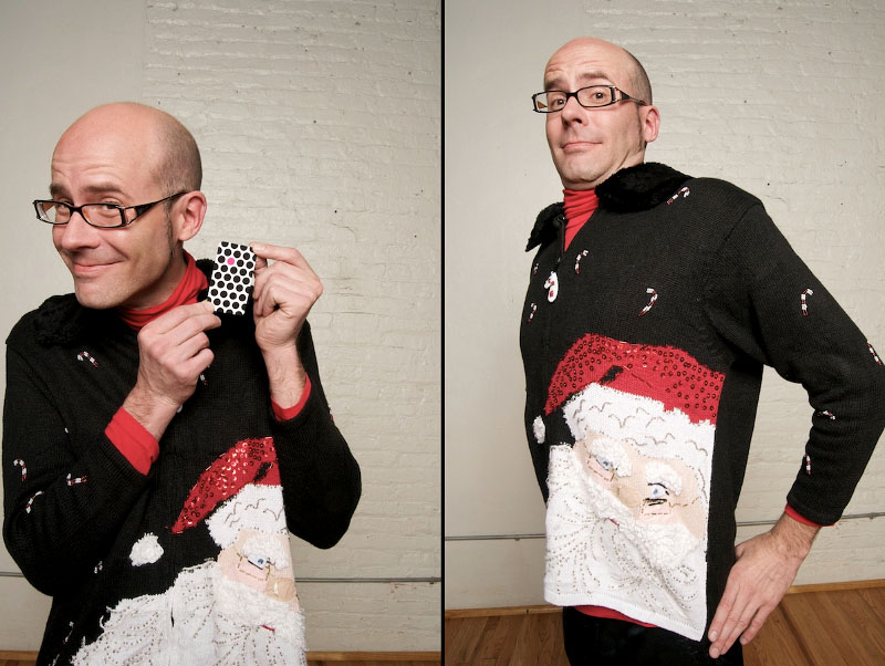 Horrible Holiday Sweater Party