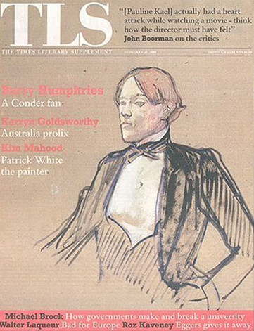 times literary supplement book review