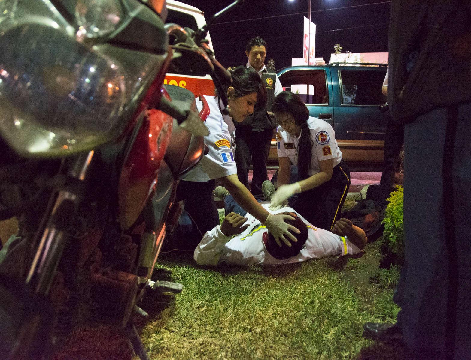 Guatemala City Cuerpo Voluntario de BomberosEstacion CentralPhotograph by Brian R. Page, brianpage.photoshelter.com
