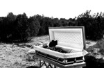 Goldtooth, laid to rest on his family's land