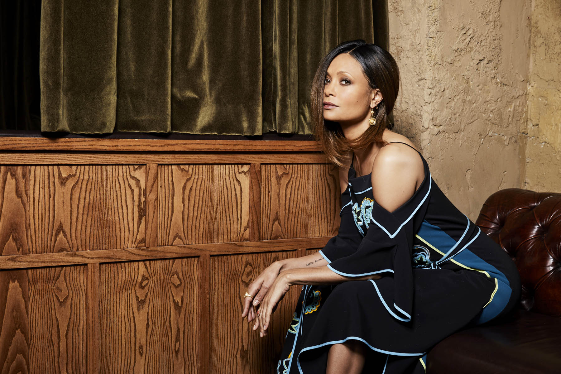 Thandie Newton for The WrapPhoto by Matt Sayles@msayleswww.mattsaylesphoto.com