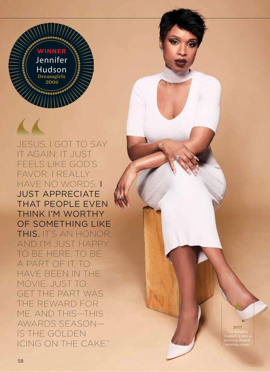 Jennifer Hudson | Essence Black Women in Hollywood