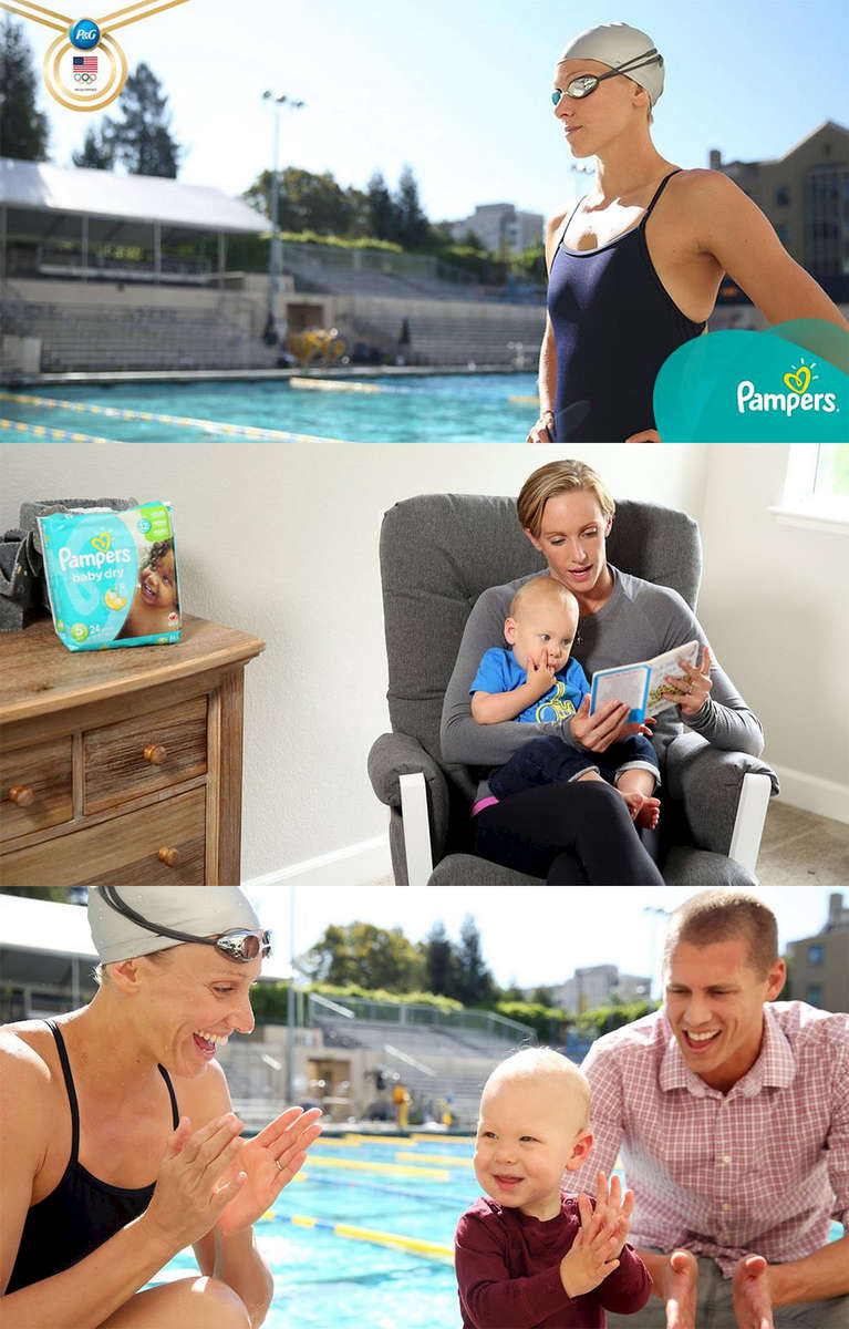 Pampers Olympic Campaign | Agency - Citizen