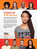 Stand Up 2 Cancer Print Ad Campaign | Agency - Wondros